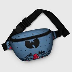 Поясная сумка Wu-Tang Clan: Method Man цвета 3D-принт — фото 2