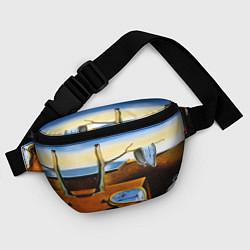 Поясная сумка Постоянство Памяти цвета 3D — фото 2