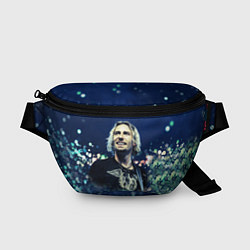 Поясная сумка Nickelback: Chad Kroeger цвета 3D-принт — фото 1