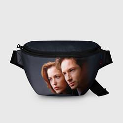 Поясная сумка Скалли и Малдер цвета 3D — фото 1