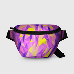 Поясная сумка Texture цвета 3D — фото 1