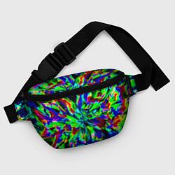 Поясная сумка Оксид красок цвета 3D — фото 2