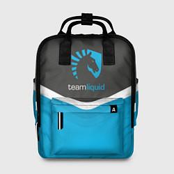 Рюкзак женский Team Liquid Uniform цвета 3D-принт — фото 1