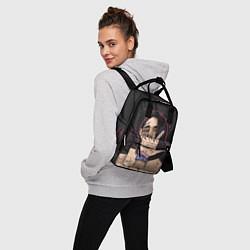 Рюкзак женский Face Star цвета 3D-принт — фото 2