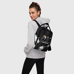 Рюкзак женский Группа OOMPH! цвета 3D-принт — фото 2