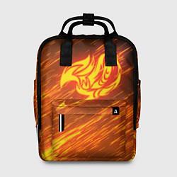Рюкзак женский NATSU DRAGNEEL цвета 3D-принт — фото 1