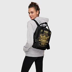 Рюкзак женский Stone Sour цвета 3D-принт — фото 2