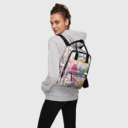 Рюкзак женский Whoa! Awesome! Hey! цвета 3D — фото 2