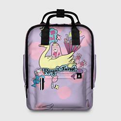 Рюкзак женский Royal Junk цвета 3D-принт — фото 1