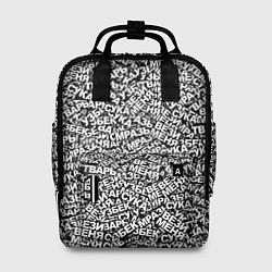 Рюкзак женский Везименямразь цвета 3D — фото 1