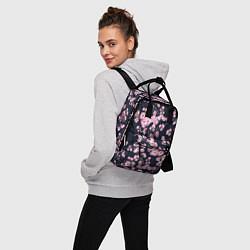 Рюкзак женский Сакура цвета 3D — фото 2