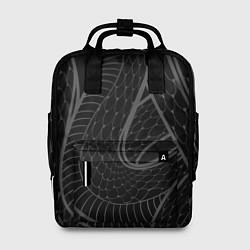 Рюкзак женский Змеи цвета 3D-принт — фото 1