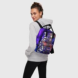 Рюкзак женский MONA цвета 3D-принт — фото 2