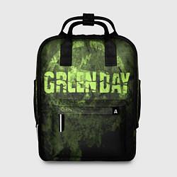 Рюкзак женский Green Day: Acid Voltage цвета 3D-принт — фото 1