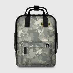 Рюкзак женский O I + цвета 3D-принт — фото 1