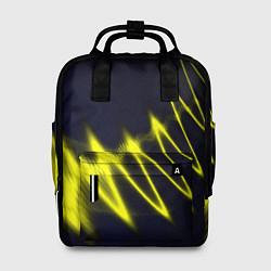 Рюкзак женский Молния цвета 3D — фото 1