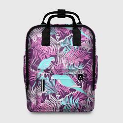 Рюкзак женский Summer paradise цвета 3D-принт — фото 1