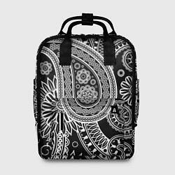 Рюкзак женский Paisley цвета 3D — фото 1