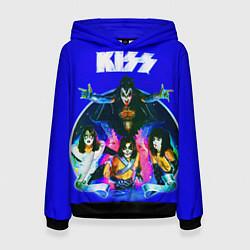 Женская толстовка Kiss Show