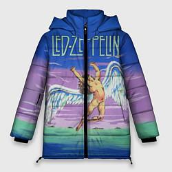 Куртка зимняя женская Led Zeppelin: Angel - фото 1