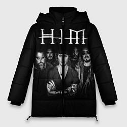 Куртка зимняя женская HIM Rock - фото 1