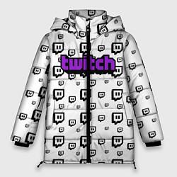 Куртка зимняя женская Twitch Online - фото 1