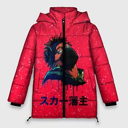 Куртка зимняя женская SCARLXRD Rap - фото 1