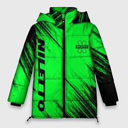 Женская зимняя 3D-куртка с капюшоном с принтом Niletto, цвет: 3D-черный, артикул: 10210978906071 — фото 1