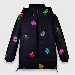 Женская зимняя куртка Among Us