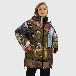 Куртка зимняя женская Dont Starve - фото 2