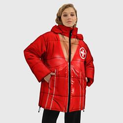 Куртка зимняя женская Костюм медсестры - фото 2