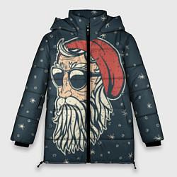 Куртка зимняя женская Санта хипстер - фото 1