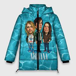 Куртка зимняя женская Nirvana: Water - фото 1