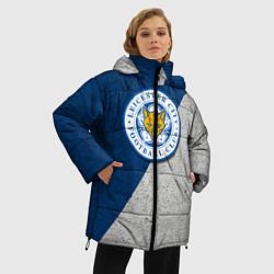 Куртка зимняя женская Leicester City FC - фото 2