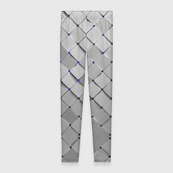 Леггинсы женские Геометрия цвета 3D-принт — фото 1