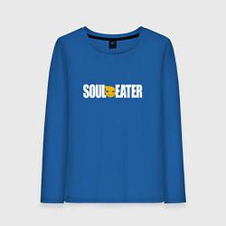 Женский лонгслив Soul Eater: White