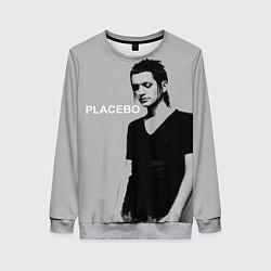 Свитшот женский Placebo цвета 3D-меланж — фото 1