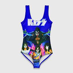 Купальник-боди 3D женский Kiss Show цвета 3D — фото 1