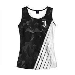 Женская майка без рукавов FC Juventus: Abstract
