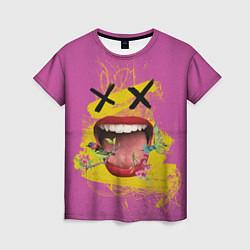 Женская 3D-футболка с принтом Birds of Prey XX, цвет: 3D, артикул: 10201984903229 — фото 1